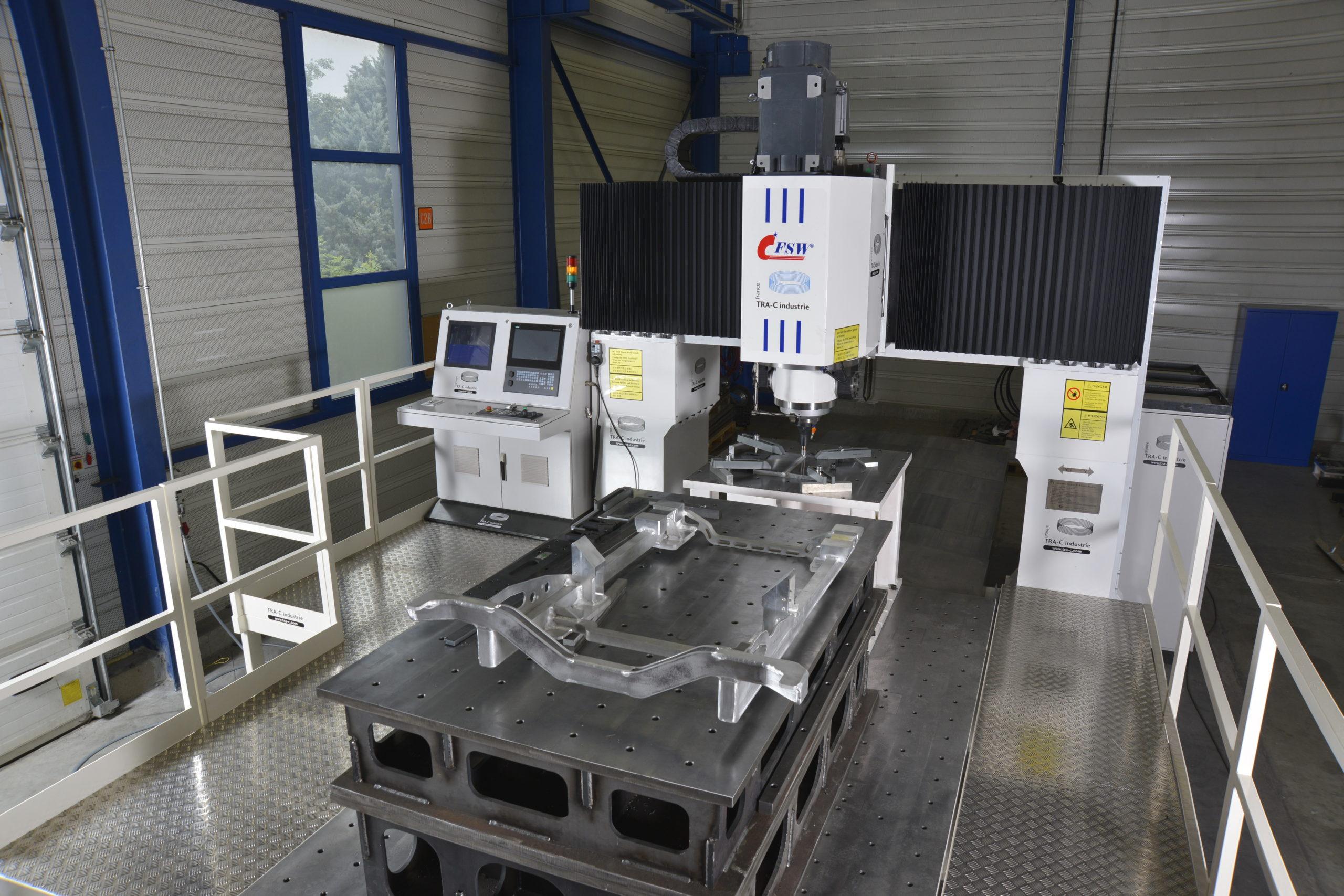 Machine FSW