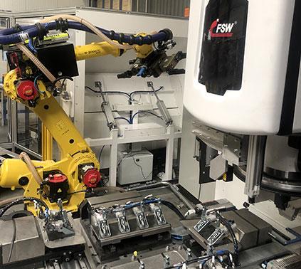 Machine Recherche et développement