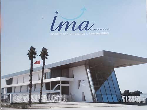 Partenariat avec l'IMA